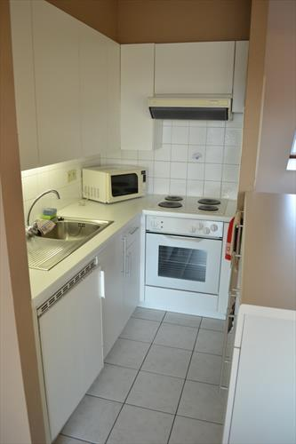 Verzorgd dakappartement in centrum