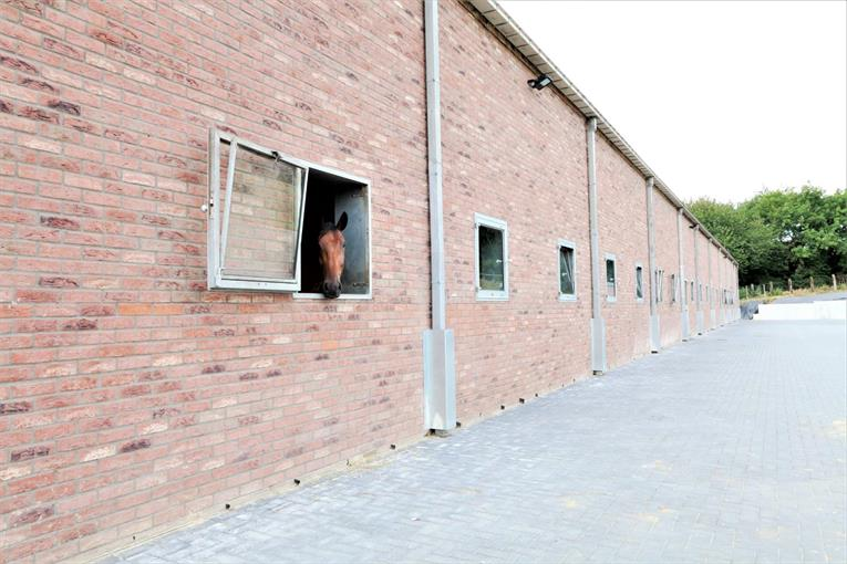 Professional horse facility on approximately 3ha at Nivelles/Nijvel (Brabant Wallon)