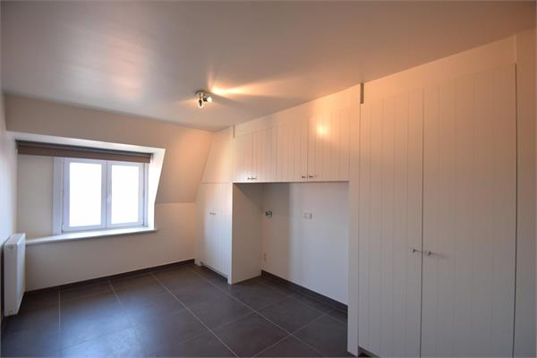 Flat let in De Haan