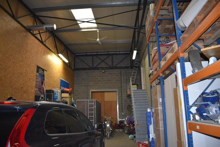 Garage voor 2 of 3 auto's