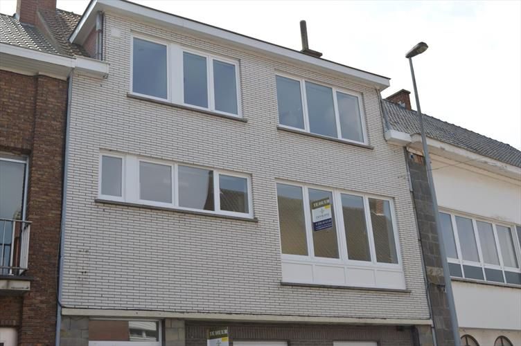 Duplexappartement in centrum van Gullegem