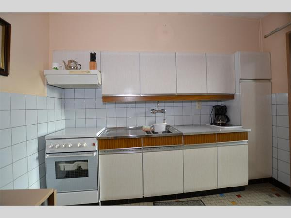 Appartement in centrum met 2 slpks