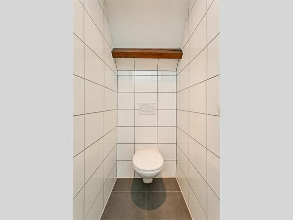 Toilet- appartement