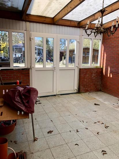 House and shop to be renovated on approximately 72a in Hamont