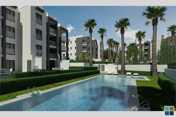 Appartement te koop in Alicante