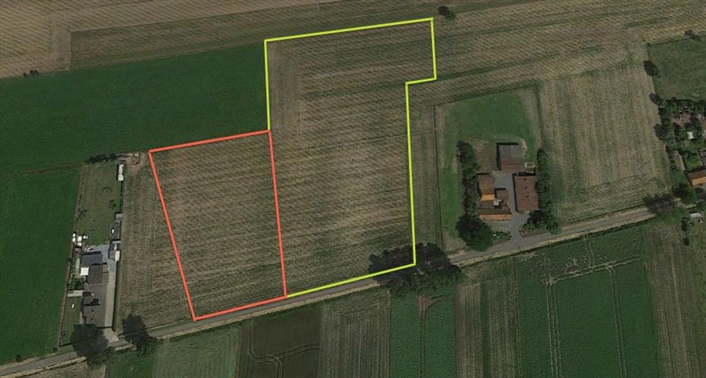 Land sold in Sint-Laureins