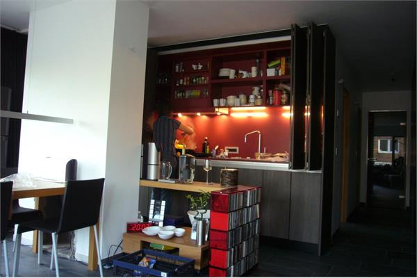 Penthouse let in Gent