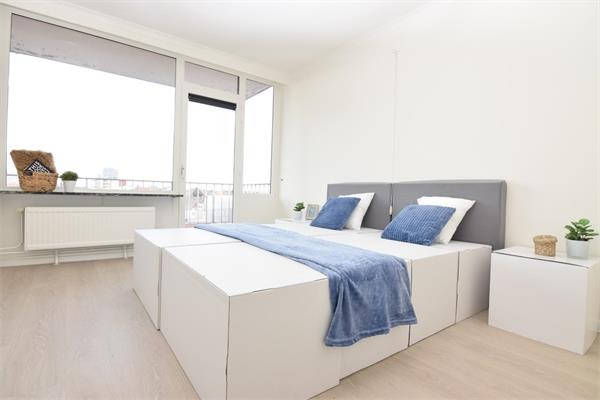2 chambres appartement - 89m² - Res BLOK B
