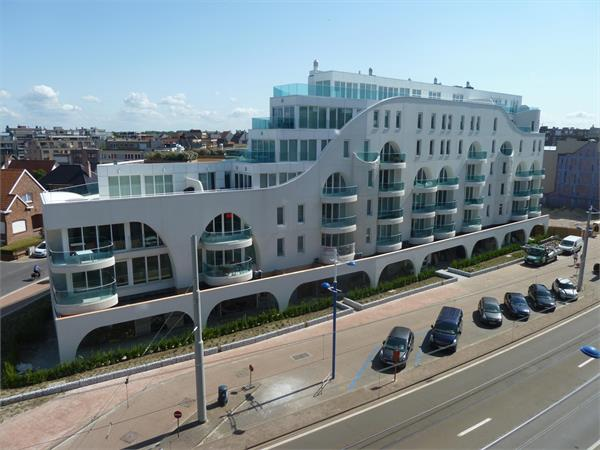 Penthouse sold in Koksijde