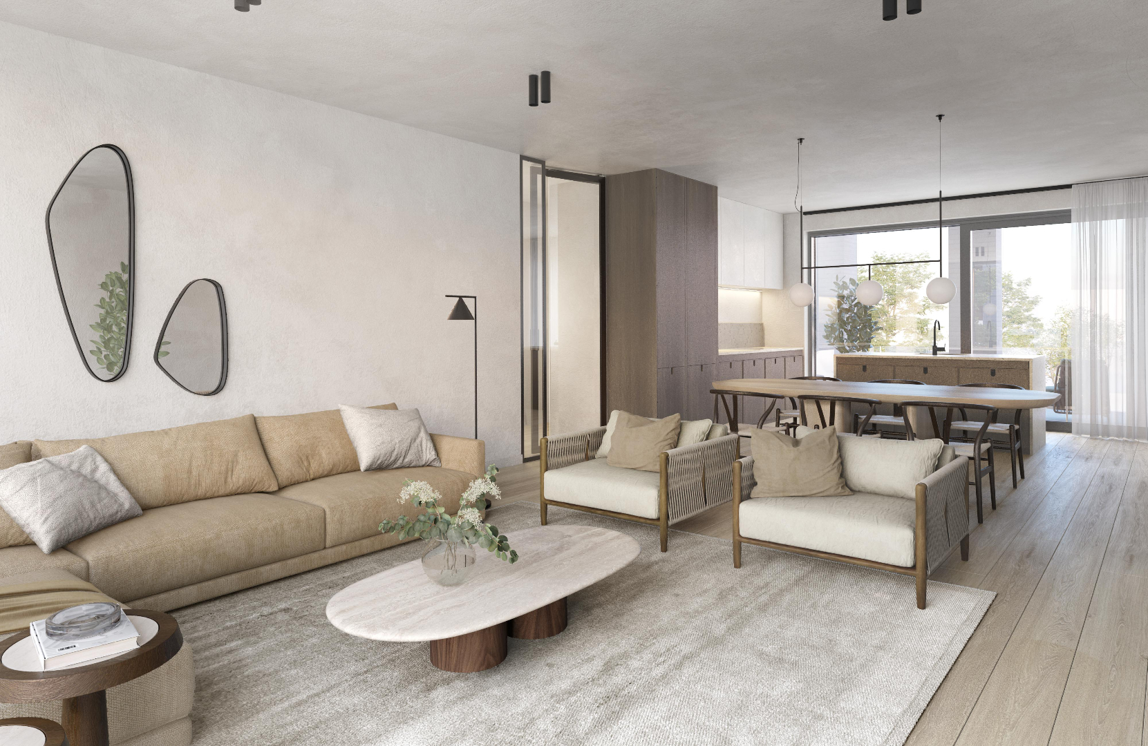 LUXE APPARTEMENT B022