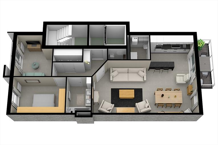 Luxe appartement