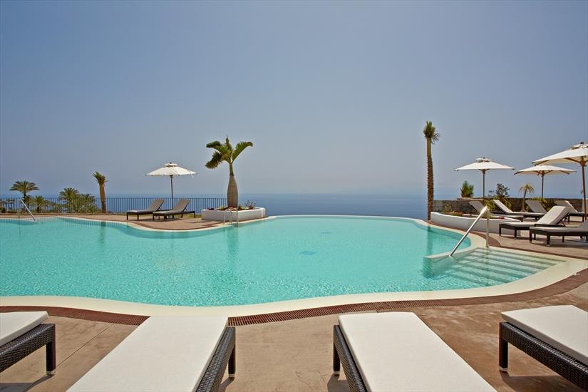 Villa-appartementen in het Golf Resort te Tenerife