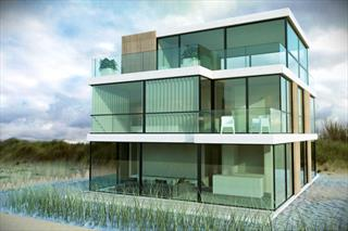 Exclusief project in volle natuur