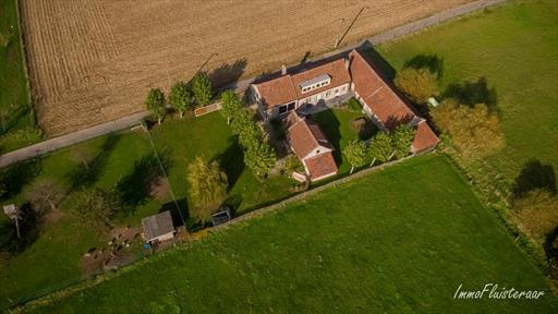 For sale |  with option - with restrictions farmhouse - Wieze