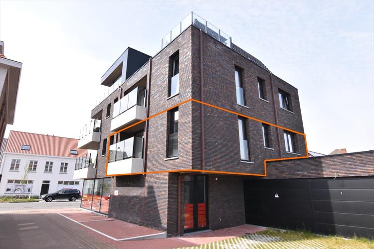Appartement met parking