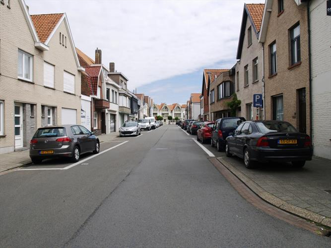 Te renoveren appartement in oud Knokke